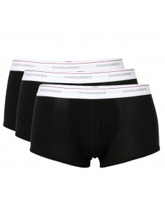 DSQUARED2- Set 3 boxer with...