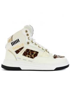 GAELLE PARIS - Sneakers mid...