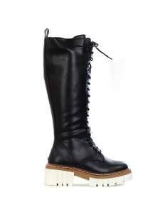 EXE' - Boot with laces on...