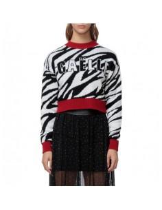 GAELLE PARIS - Pullover in...