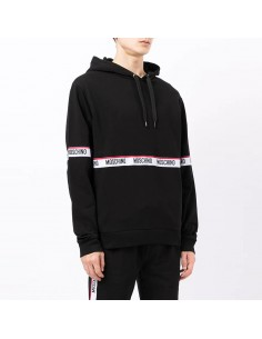MOSCHINO - Hoodie with logo