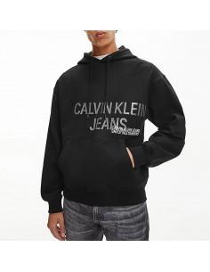 CALVIN KLEIN - Felpa con logo