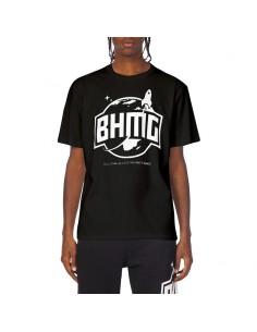 BHMG - T-shirt con logo...