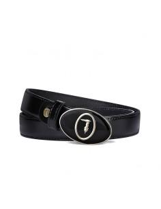 TRUSSARDI - Belt with logo