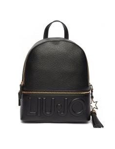 LIU JO - Backpack with logo