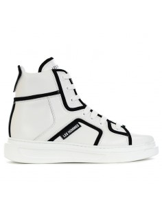 LES HOMMES - Sneakers with...
