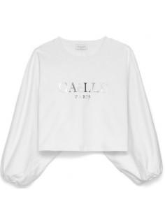 GAELLE PARIS - Felpa con logo