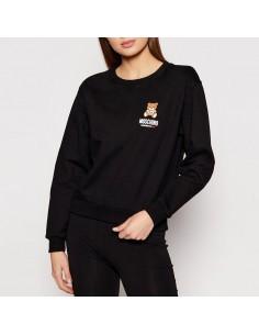 MOSCHINO - Sweatshirt with...