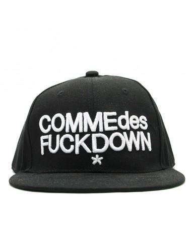 Comme des Fuckdown - Snapback con logo