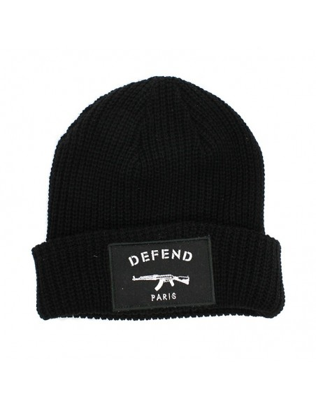 Defend Paris - Beanie label unisex