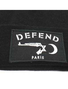 Defend Paris - Beanie label unisex
