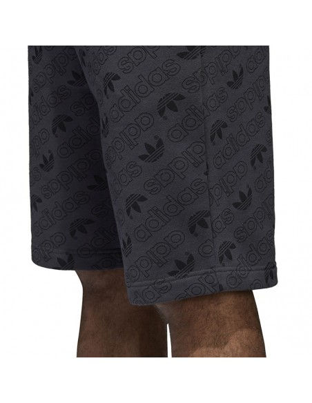 Adidas - Shorts logo all over