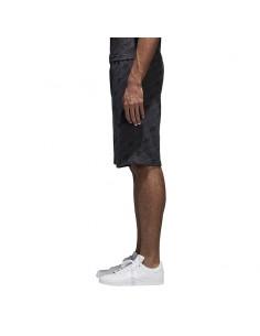Adidas - Shorts con logo all over