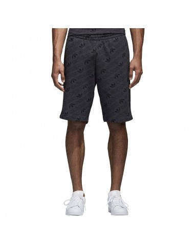 Adidas - Shorts con logo all over