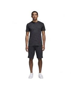 Adidas - Shorts logo all over