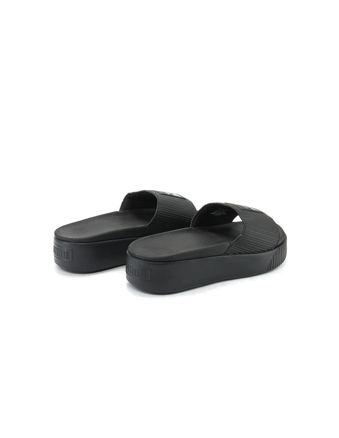 26bde8117e6 New Puma slipper PLATFORM SLIDE Wns EP 366122 black online