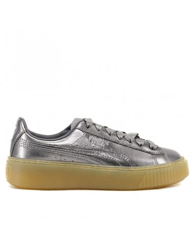 New Puma sneakers 366687 BASKET PLATFORM LUXE WN S fall ... a9a2dade300