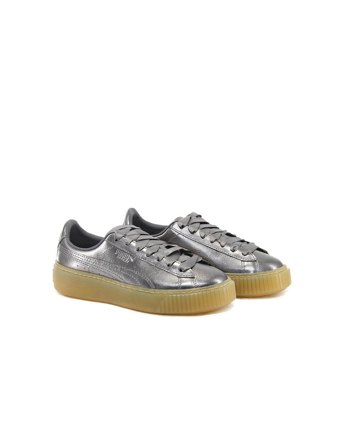 New Puma sneakers 366687 BASKET PLATFORM LUXE WN S fall winter on ... bb3ba7160bf