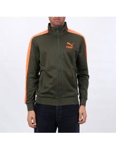 Puma - Sweatshirt with zip CLASSIC T7