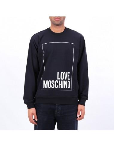 miglior sito web 8e109 55ecc Love Moschino - Felpa