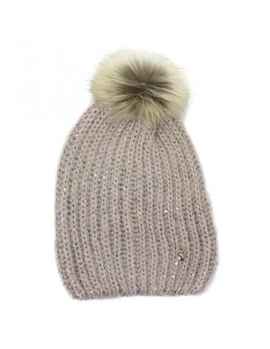 Nuova collezione cappelli Liu Jo A68261 M0300 sabbia rossa ... 8d49c989e8c