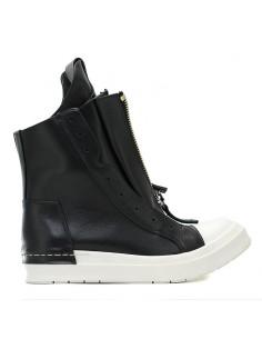 Cinzia Araia - Sneakers alta con doppia zip