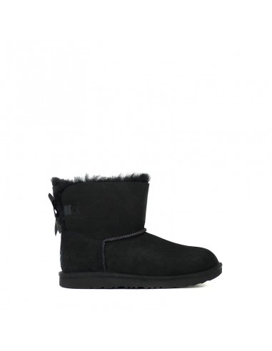 8bd1f991a New collection kids UGG 017397-3 K MINI BAILEY BOW II black on our ...