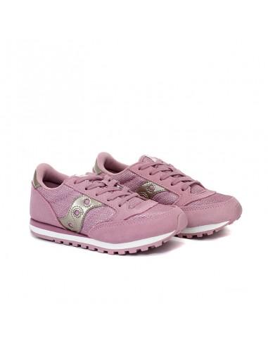 SAUCONY JAZZ ORIGINAL Scarpe Sneaker Bambina Rosa SK159614