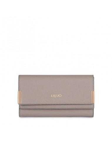 6d5eec6caa Nuova collezione portafogli e borse Liu Jo P/E N19178 E0087 corda ...