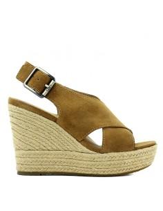 UGG - Sandalo con zeppa