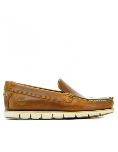 timberland mocassini marrone