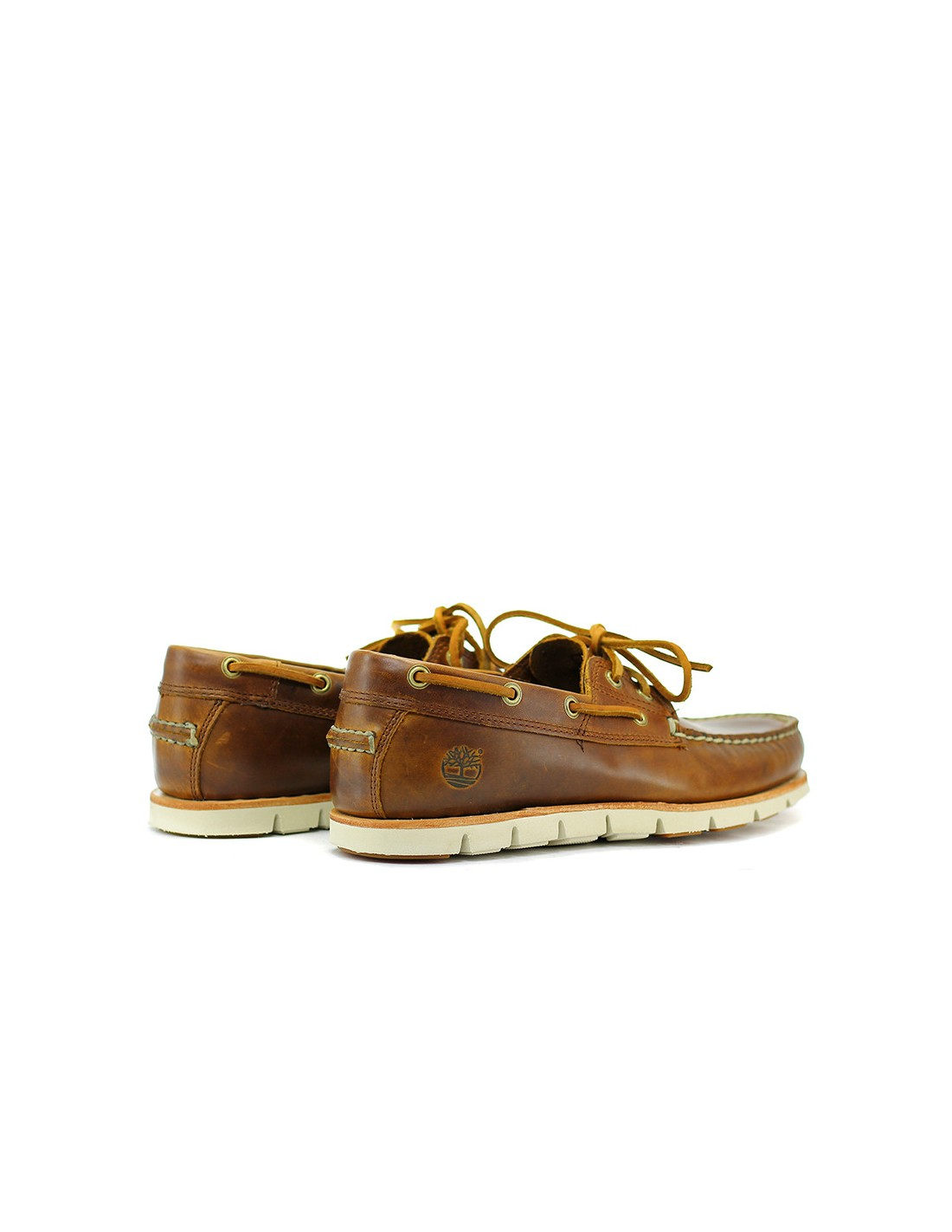stringhe cuoio timberland