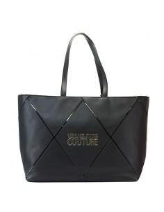 Versace Jeans Couture - Borsa con fantasia rombo