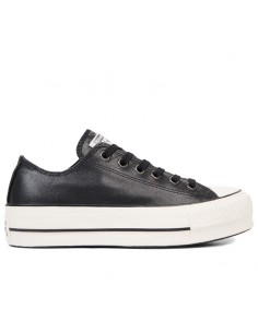 Converse - Low sneakers ALL STAR SHINY METALS PLATFORM