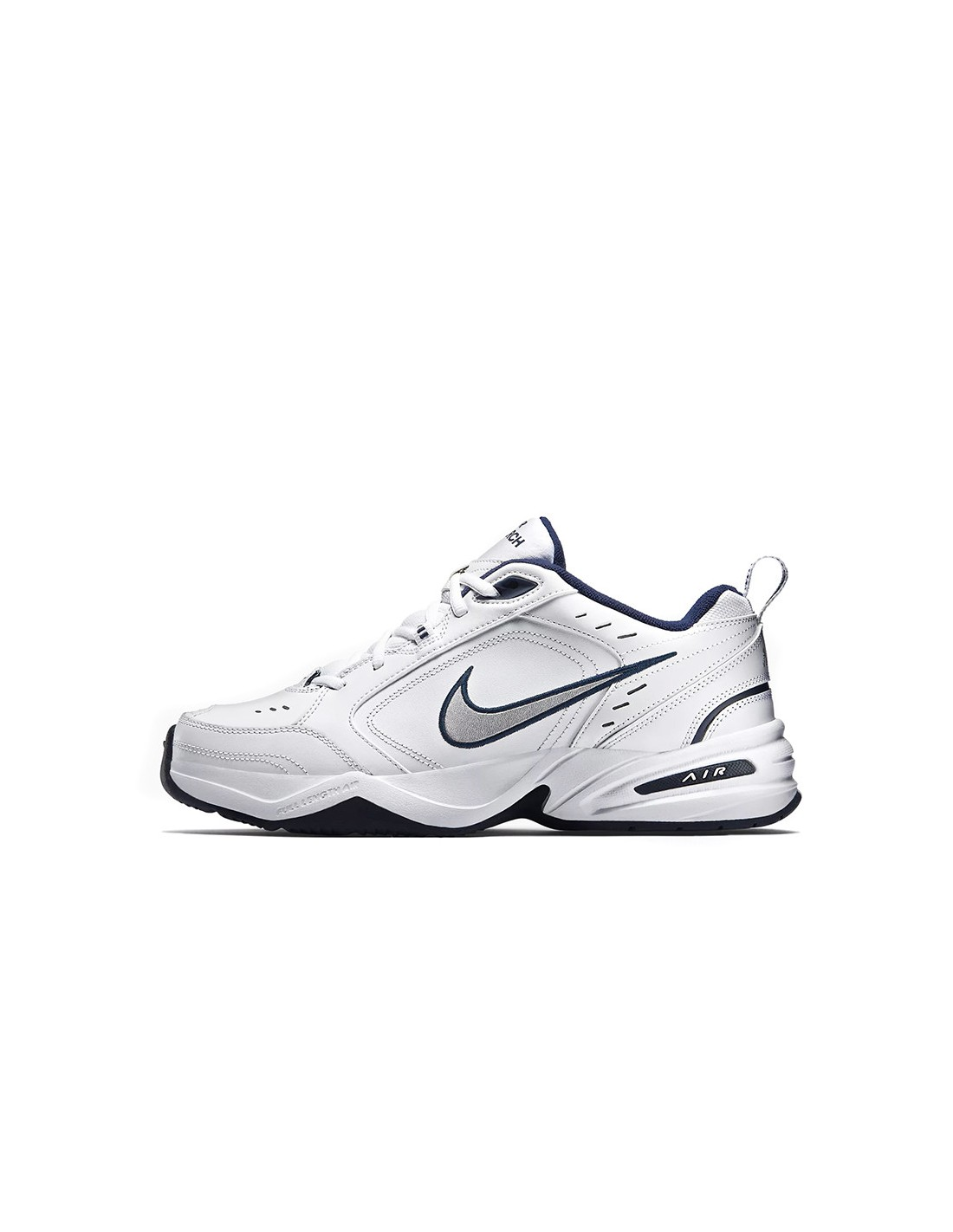 presente estudiar Miseria  New sneakers NIKE AIR MONARCH IV white 415445 on our shop online
