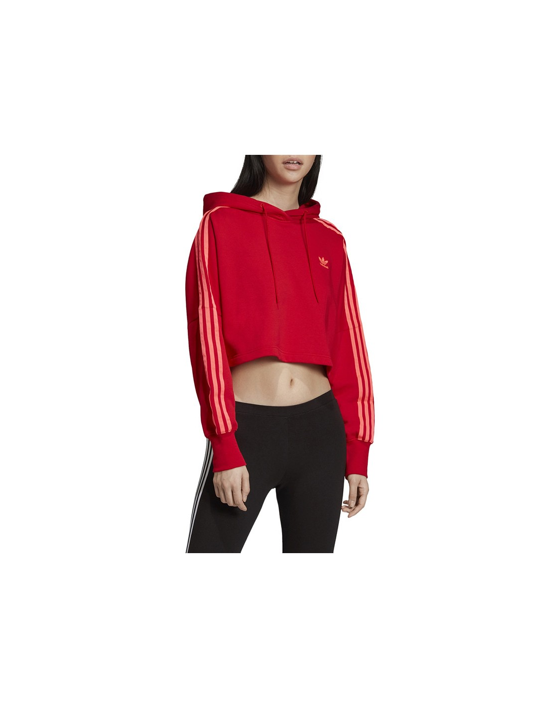 felpa adidas crop top