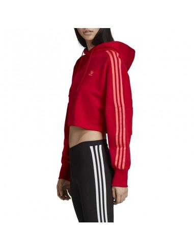Adidas Felpa CROPPED HOOD