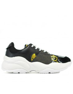 Versace Jeans Couture - Sneakers bassa STAMPA BAROCCA