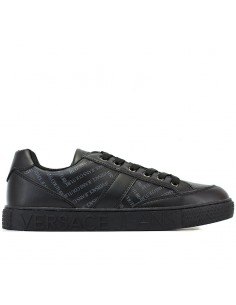 Versace Jeans Couture - Sneakers bassa ALL OVER LOGO