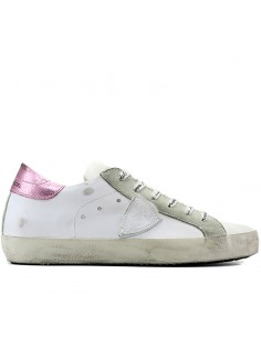 Philippe Model - Sneakers PARIS L D VEAU METAL