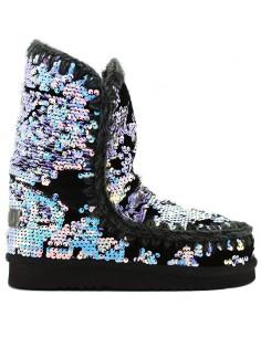 Mou - Ancle boots Eskimo 24 Iridiscent sequins