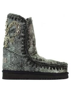 Mou - Ancle boots Eskimo Back patch 100 C