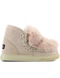 Mou - Ancle boots Eskimo sneaker front fur