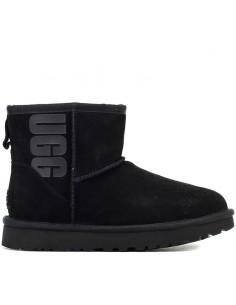 UGG - Ancle boot W CLASSIC MINI RUBBER LOGO