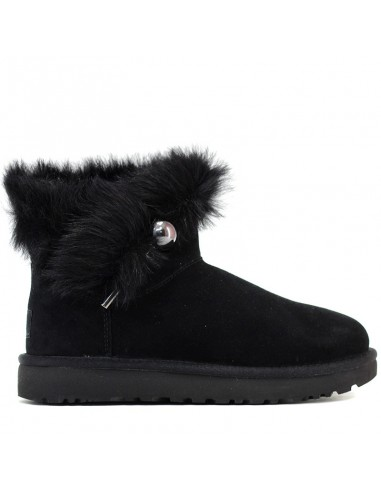 UGG - Ancle boot W CLASSIC FLUFF PIN...