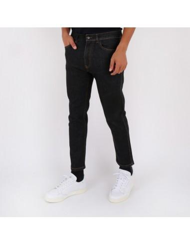 Paura - Jeans con banda cerata