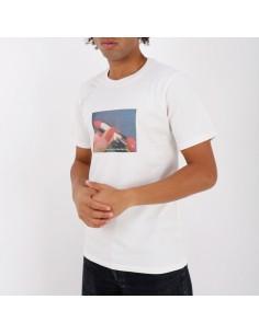 Paura - T-shirt front drawing