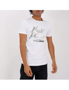 "Plein Sport by Philipp Plein - T-shirt ""ROUND NECK SS"""
