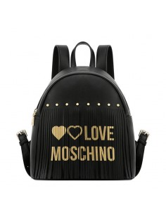 Love Moschino - Backpack with fringe