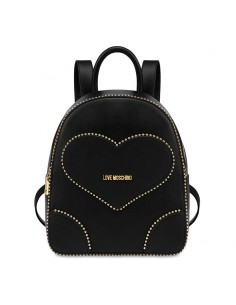 Love Moschino - Backpack with studs